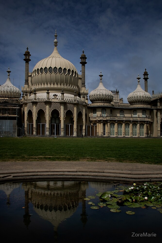 The Royal Pavilion by ZoraMarie