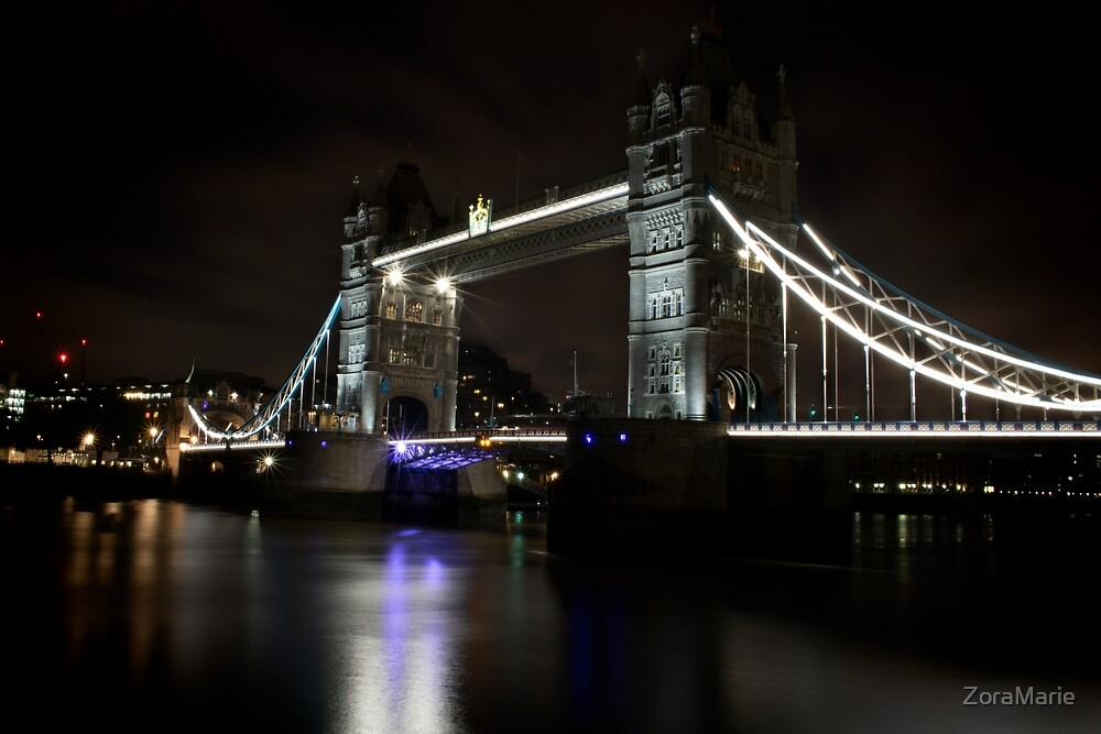 Tower Bridge by ZoraMarie