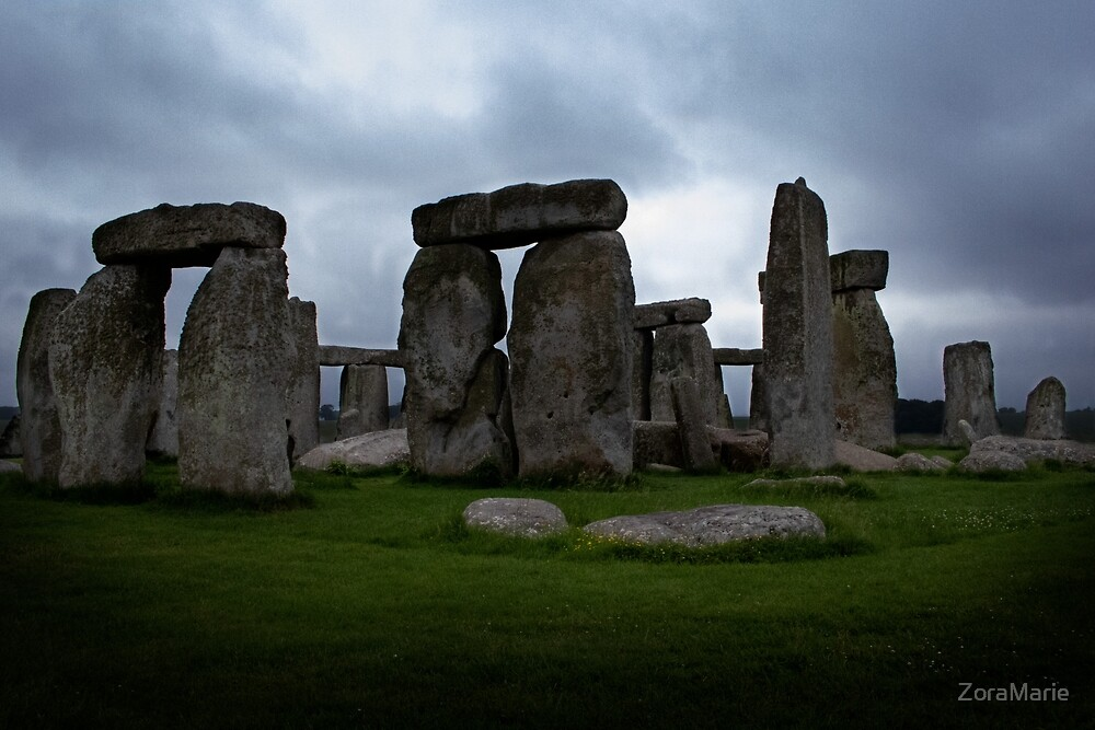 Stonehenge by ZoraMarie