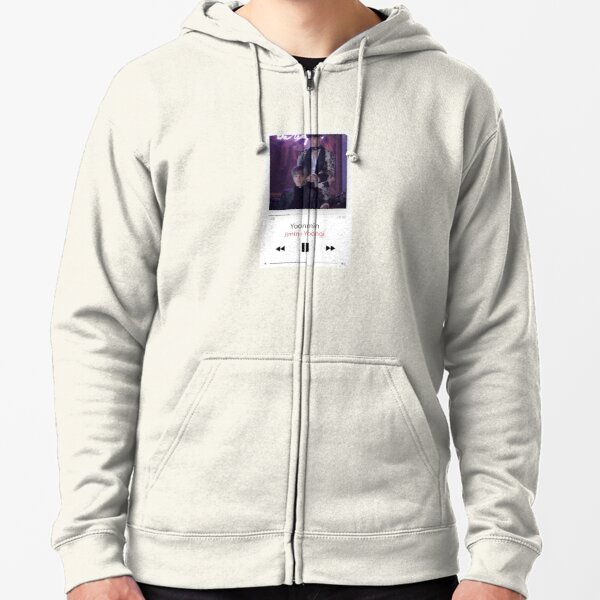 BTS Official Bangtan Boys Merchandise BTS08 Sweat /à Capuche