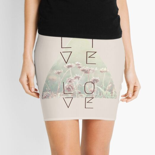 Live & Love Minirock