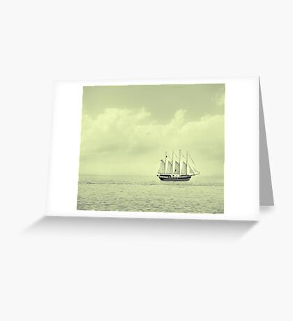 To Hold Time in Your Hand Greeting Card