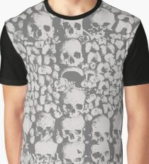 Catacombes de Paris Graphic T-Shirt