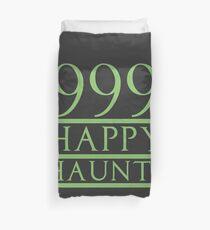 999 glückliche Spukplätze Bettbezug
