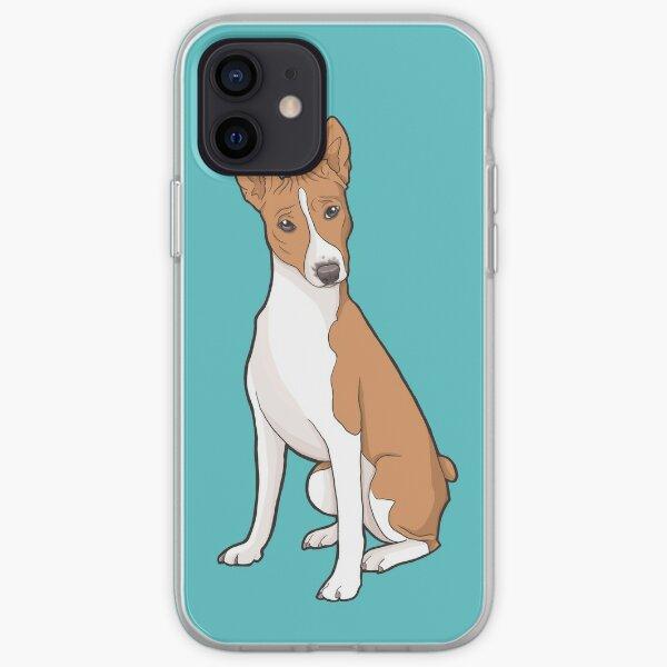 Basenji  iPhone Soft Case