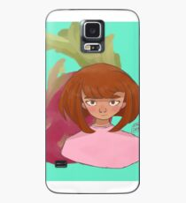 Funda/vinilo para Samsung Galaxy Dragonfruit - Uraraka Ochako