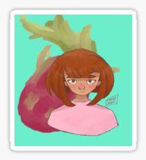 Pegatina Dragonfruit - Uraraka Ochako