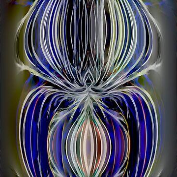 Silver Blue 6.  by AbriiD