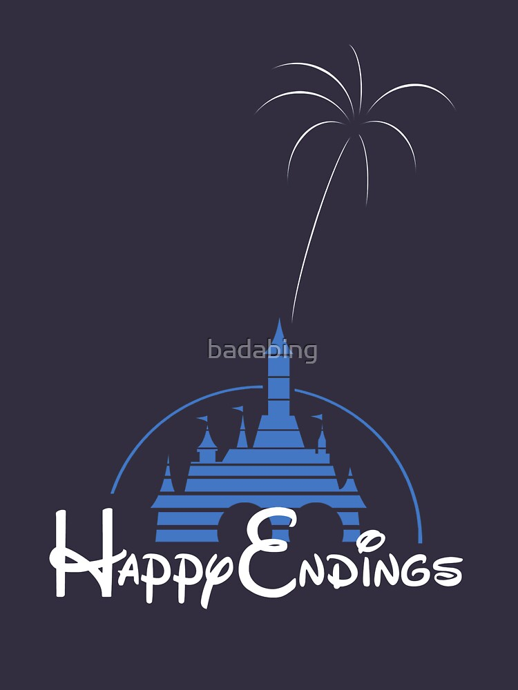 Happy Endings | Unisex T-Shirt