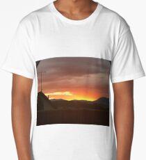 Scottish Sunset Long T-Shirt