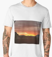 Scottish Sunset Men's Premium T-Shirt