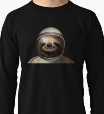 Space Sloth Lightweight Sweatshirt