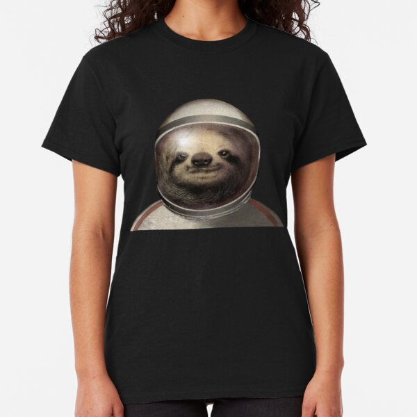 Space Sloth Classic T-Shirt