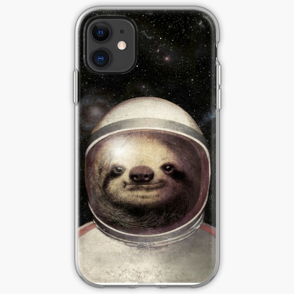 Space Sloth iPhone Case & Cover