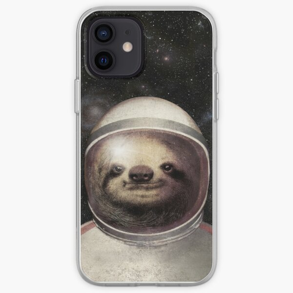 Space Sloth iPhone Soft Case