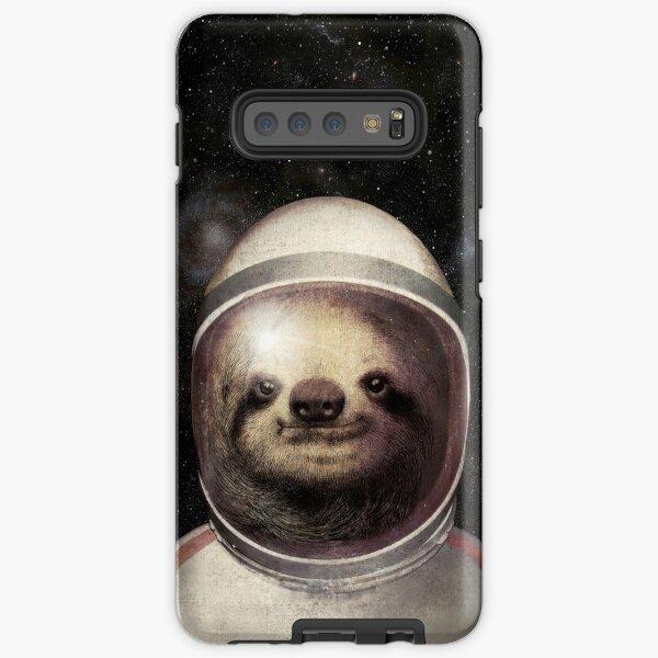 Space Sloth Samsung Galaxy Tough Case