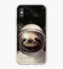 Vinilo o funda para iPhone Space Sloth