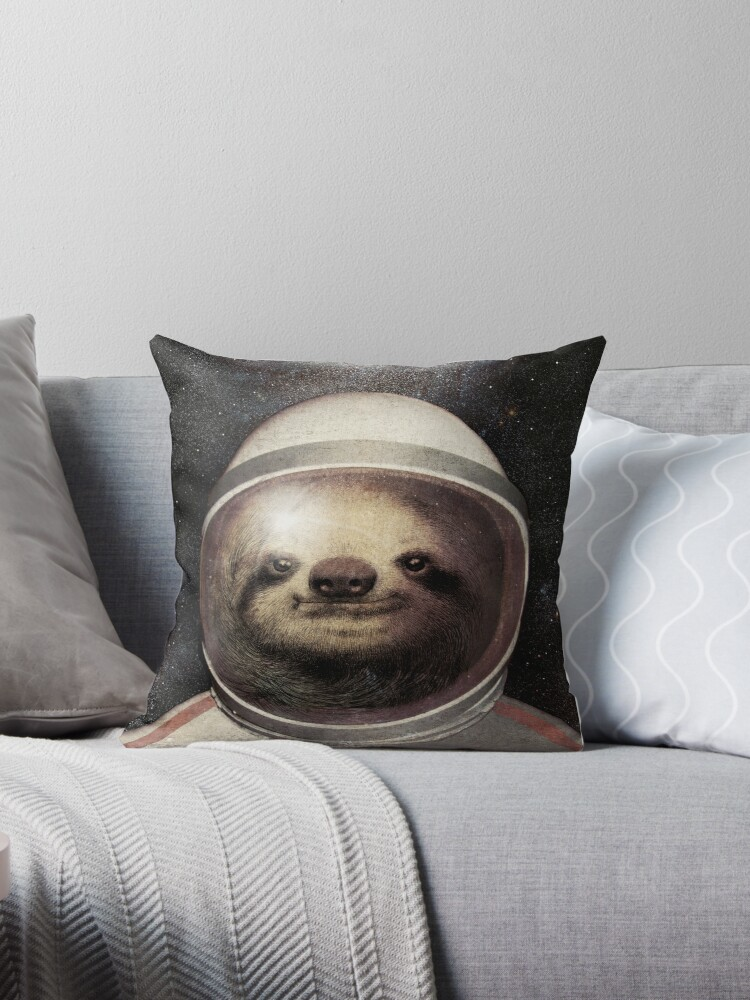 «Space Sloth» de Eric Fan