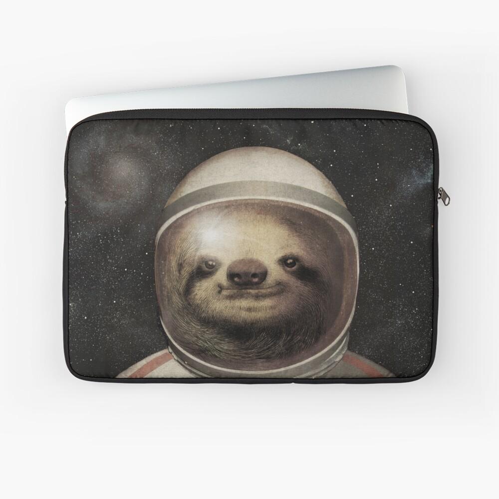 Space Sloth Laptop Sleeve