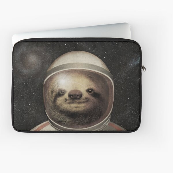 Space Sloth Laptop Sleeve