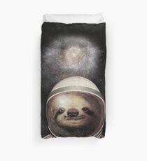 Space Sloth Duvet Cover