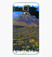 Volcano drawn Art Case/Skin for Samsung Galaxy