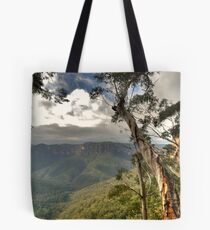 Govetts Leap # 2 Tote Bag
