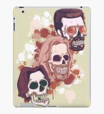 Lebowski Skulls iPad Case/Skin