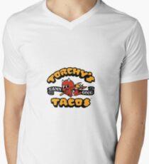 torchys taco Men's V-Neck T-Shirt