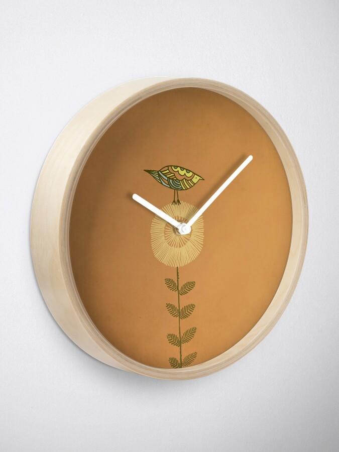 Alternate view of Perch Clock