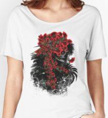 Sugar Skull Girl Women's Relaxed Fit T-Shirt