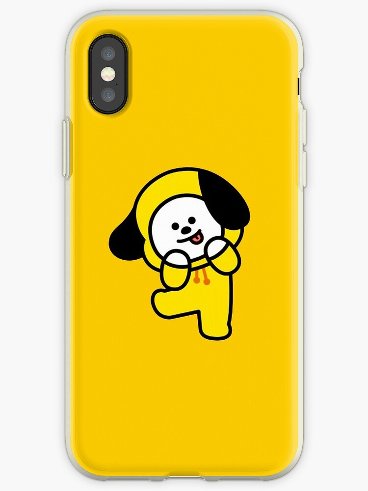 timeless design 991a9 8b64f 'BT21 Chimmy~' iPhone Case by PrincessHojoon