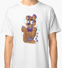 Rockstar Freddy - Ultimate Custom Night Classic T-Shirt 8c3f319d4