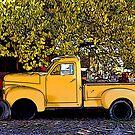 Truck Relic by RetroArtFactory