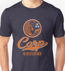 Hiroshima Carp Logo Retro Unisex T-Shirt