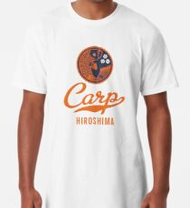 Hiroshima Karpfen Logo Retro Longshirt