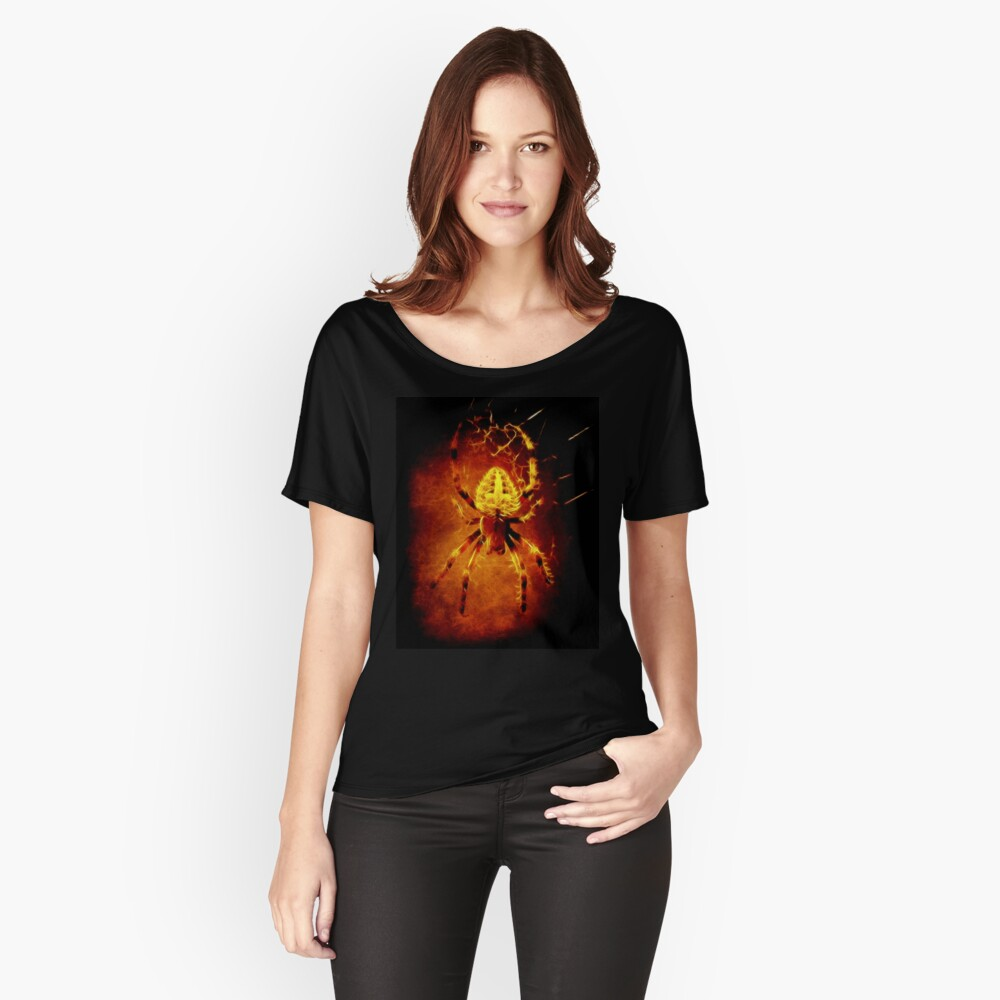 Spider Relaxed Fit T-Shirt