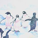 March of the Penguins by brisdon