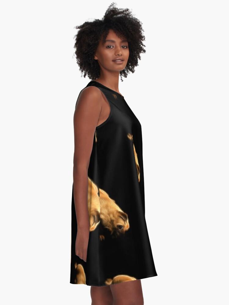 Alternate view of Still Life A-Line Dress