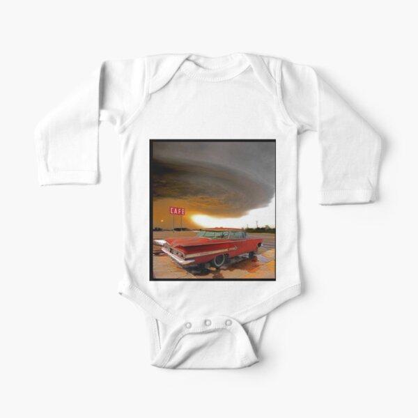 Impala & Impending Doom Long Sleeve Baby One-Piece