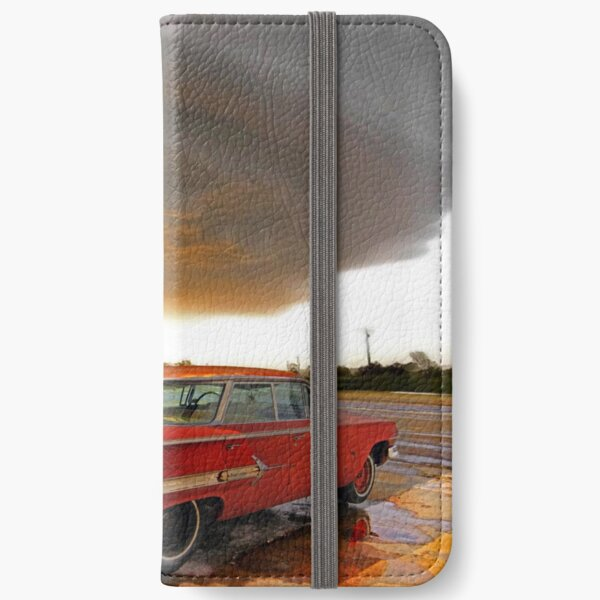 Impala & Impending Doom iPhone Wallet
