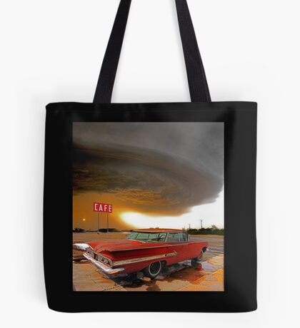 Impala & Impending Doom Tote Bag