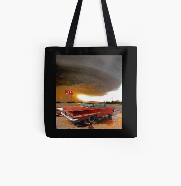Impala & Impending Doom All Over Print Tote Bag