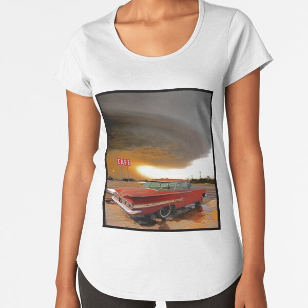 Impala & Impending Doom Premium Scoop T-Shirt