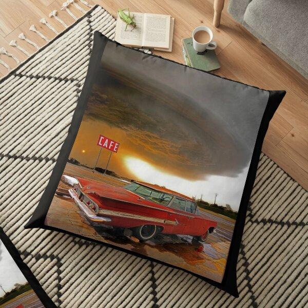Impala & Impending Doom Floor Pillow