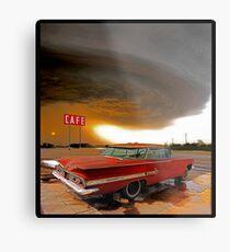 Impala & Impending Doom Metal Print