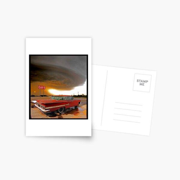 Impala & Impending Doom Postcard