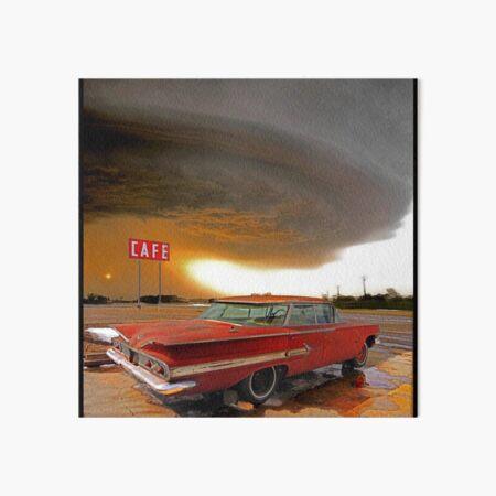 Impala & Impending Doom Art Board Print