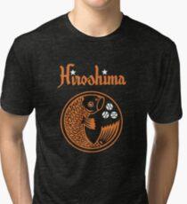 Hiroshima Karpfen Retro Vintage T-Shirt