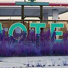 motel vacancy by BlackHairMoe